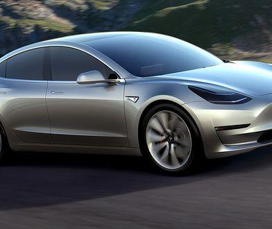 Tesla szuka pieniędzy na model 3
