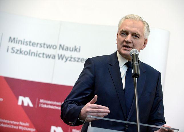 Tylko w WP. Jarosław Gowin zapowiedział powstanie nowej partii. Mamy pierwszy komentarz z PiS
