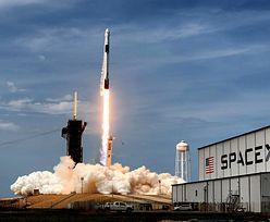 SpaceX i NASA odniosły sukces. Falcon 9 wyniósł statek Dragon Demo 2 na orbitę