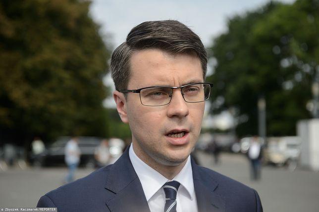 Piotr Müller skomentował też ustalenia WP ws. Stanisława Piotrowicza