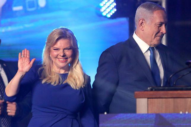 Sara i Benjamin Netanjahu