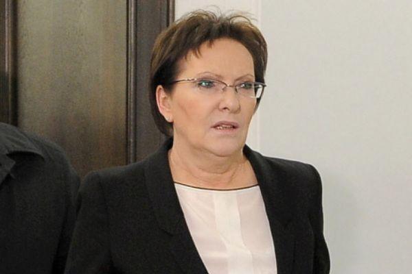 Ewa Kopacz zapowiedziała większe środki dla samorządów