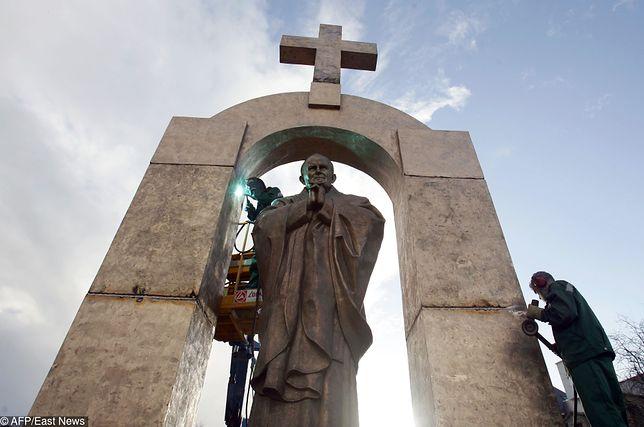 Koniec sporu o pomnik Jana Pawła II we Francji. Zostanie przesunięty