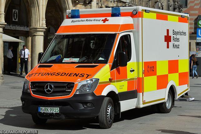 Tragiczny wypadek w niemieckiej cementowni. Zginęło dwóch Polaków