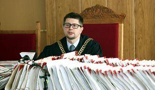 Sędzia Wojciech Łączewski (zdj. arch.)