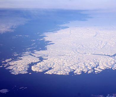 Grenlandia topnieje w ekspresowym tempie