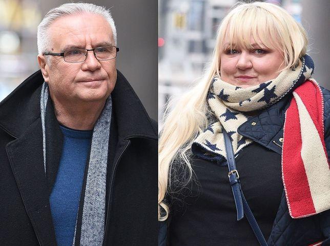 Janusz Dzięcioł i Manuela Michalak