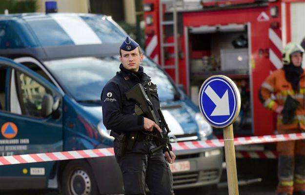 Policja zatrzymała dwie osoby planujące zamach w Brukseli