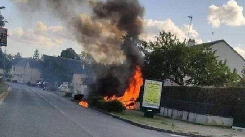 Samoloty zderzyły się w powietrzu. Są ofiary śmiertelne