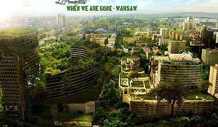 Jak Warszawa wyglądałaby bez...nas? Zobaczcie (ZDJĘCIA)