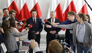 Karczewski i Trzaskowski dogadali się ws. Pałacu Saskiego. Zapadły pierwsze ustalenia
