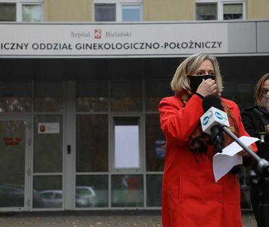 Warszawa. Wezwanie do Trzaskowskiego ws. pilnej interwencji w Szpitalu Bielańskim