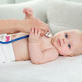 Choroby i dolegliwości niemowlęce
