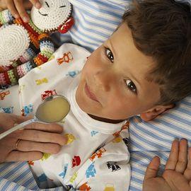 Kaszel i choroby układu oddechowego dziecka