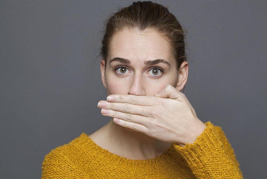 Naturalne sposoby na nieświeży oddech