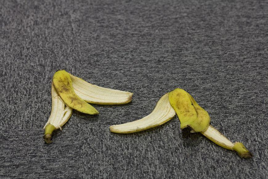 Skórka z banana może być zamiennikiem pasty do butów