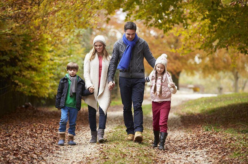 Zabierz dziecko na spacer
