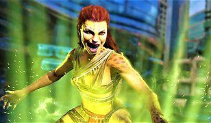 Zwiastun z gry Injustice 2 prezentujący postać Cheetah