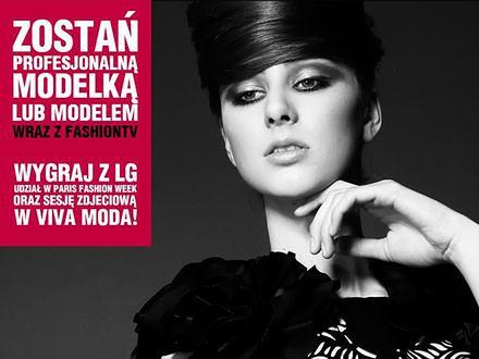 Pierwszy profesjonalny konkurs modelek i modeli już w Polsce!