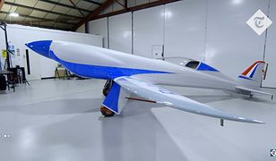 Elektryczny samolot od Rolls-Royce