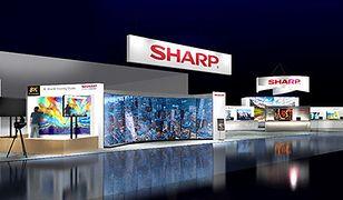 Sharp wraca na dobre - po raz pierwszy od 4 lat pojawia się na targach CES 2019