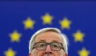 Przewodniczący KE Juncker roztacza wizję zjednoczonej, sprawiedliwej Europy