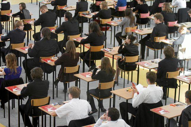 Egzamin maturalny z matematyki
