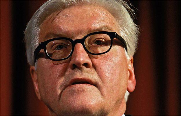 Frank-Walter Steinmeier ostrzega prorosyjskich separatystów przed atakowaniem Mariupola