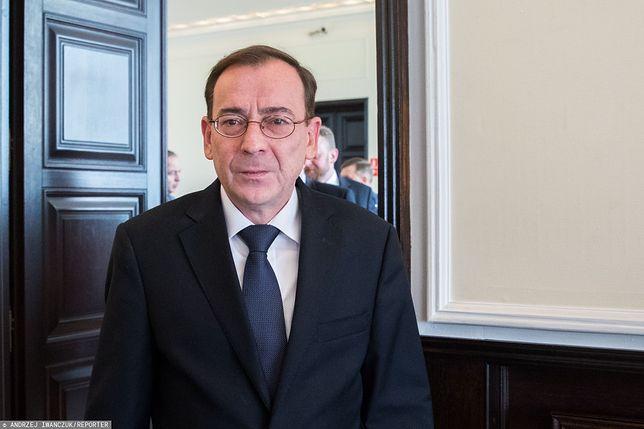 Mariusz Kamiński uchylił poprzednią decyzję ws. Bronisława Buniowskiego