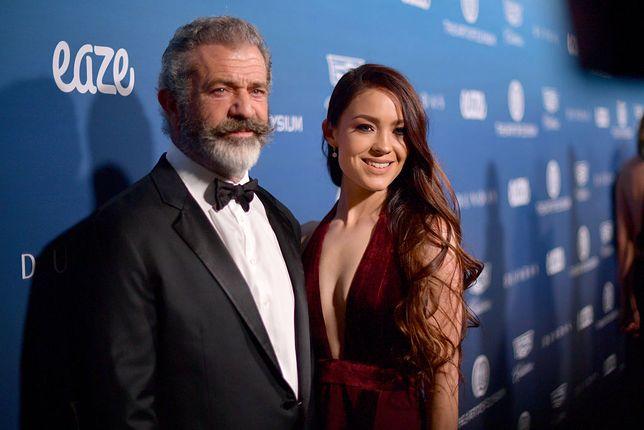 Mel Gibson ma partnerkę młodszą od swoich dzieci. 35 lat różnicy