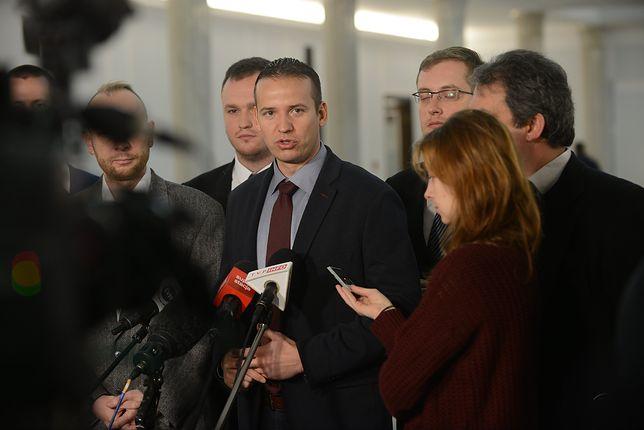Laszlo Toroczkai w ubiegłym roku wystąpił na konferencji w polskim Sejmie na zaproszenie posłów Kukiz '15