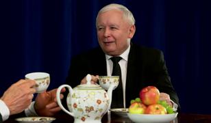 """Wybory parlamentarne 2019. Niecodzienny spot z Kaczyńskim. """"Ja Cię nie mogę"""""""