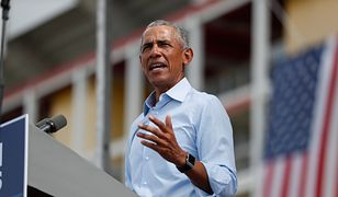 """Wrzawa po słowach Baracka Obamy o Polsce. """"Ta wypowiedź nie jest przypadkowa"""""""