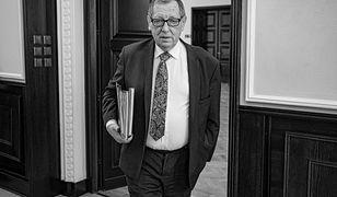 Pogrzeb Jana Szyszki. Beata Kempa emocjonalnie żegna ministra