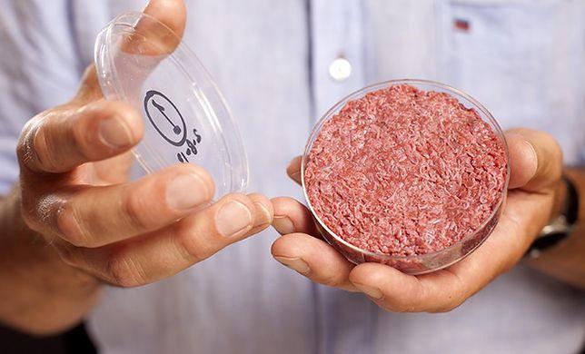 Mięso z probówki za pięć lat w sklepach