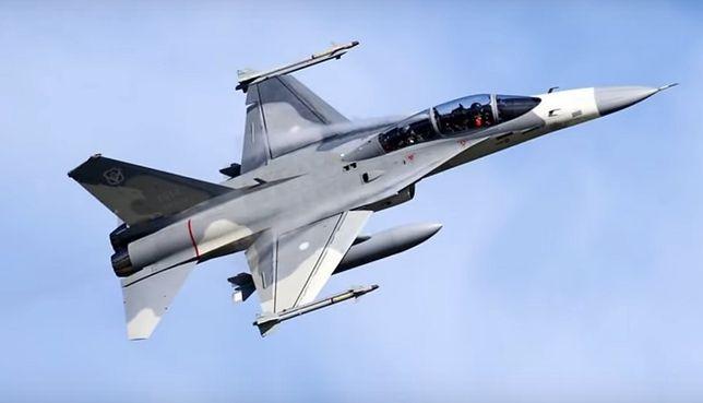 Tajwan poderwał myśliwce. To reakcja na manewry chińskiego wojska