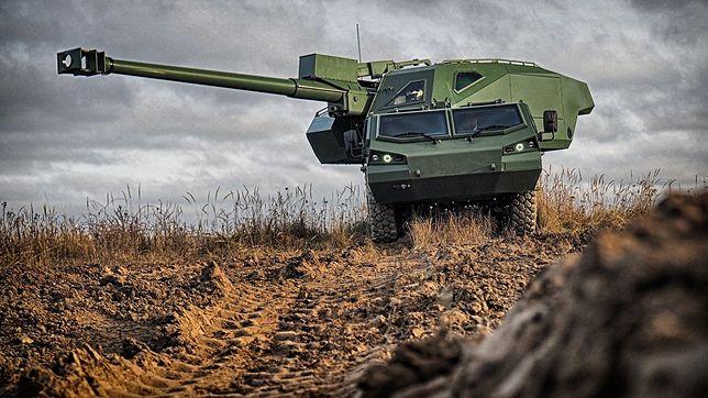 Czechy chwalą się nową bronią