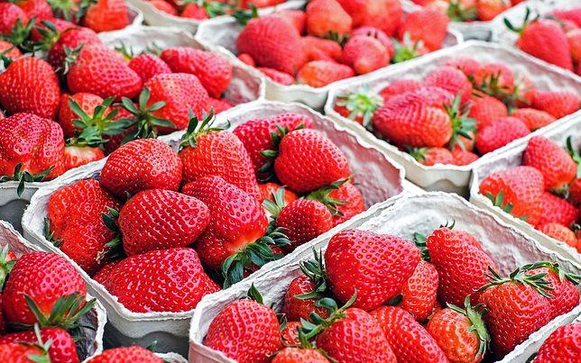 Przez tegoroczne problemy truskawek może szybko zabraknąć na rynku.