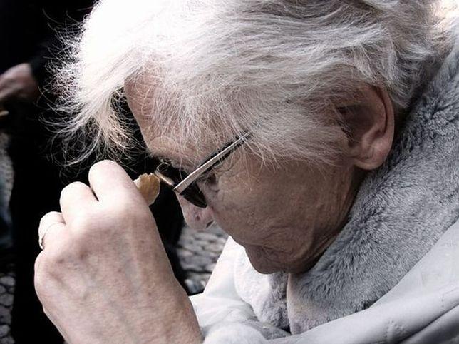 Przez cztery dni błąkała się po mieście. 81-latkę znaleźli strażnicy miejscy