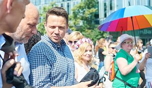 Rafał Trzaskowski nie przyjdzie na Marsz dla Życia i Rodziny. Ostra odpowiedź