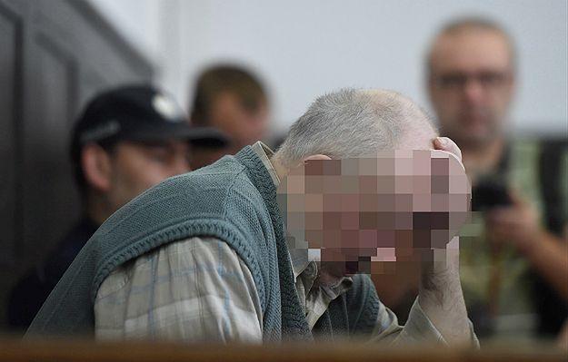 Wyrok ws. podpalenia pracownic ośrodka pomocy społecznej w Makowie. Sąd skazał 64-letniego Lecha G. na dożywocie
