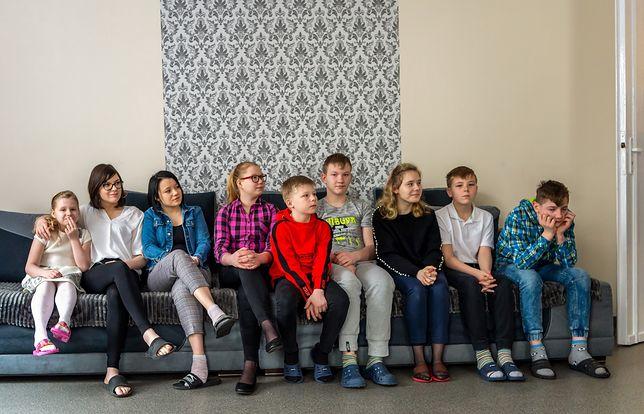 Śląskie. Dziewięciu wychowanków znalazło nowy dom w Placówce Opiekuńczo-Wychowawczej przy ul. Piłsudskiego w Bytomiu.