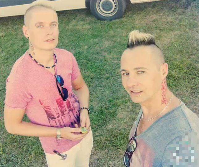 Bogdan Palak i Marcin Jaworski z zespołu Boma mieli wypadek samochodowy