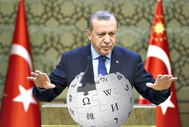 Tureckie władze zablokowały obywatelom dostęp do Wikipedii