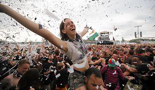 Kostrzyn nad Odrą. Ponad 130 przestępstw na Pol'and'Rock Festival