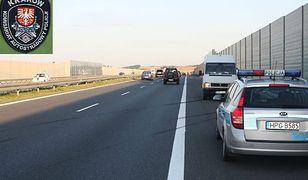 Uwaga kierowcy - wypadek na A4. Olbrzymie utrudnienia na południu Krakowa