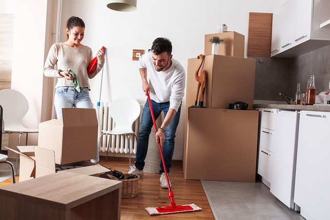 Skuteczne sprzątanie. 5 rzeczy, z którymi nie będziesz chciał się rozstać