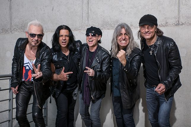 Wystartowała sprzedaż biletów na koncert Scorpions!