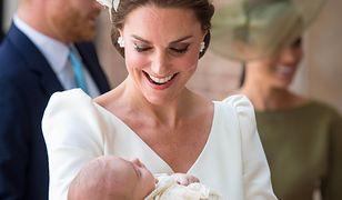 Księżna Kate pochwaliła się znajomością etykiety swojego najmłodszego syna