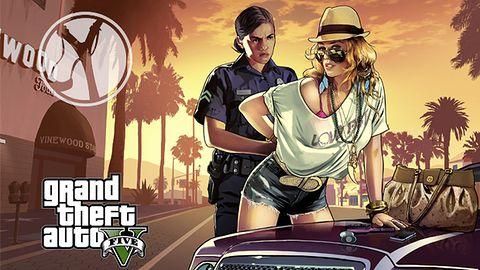 Łowy: Antologia Grand Theft Auto na PC za 32 złote!